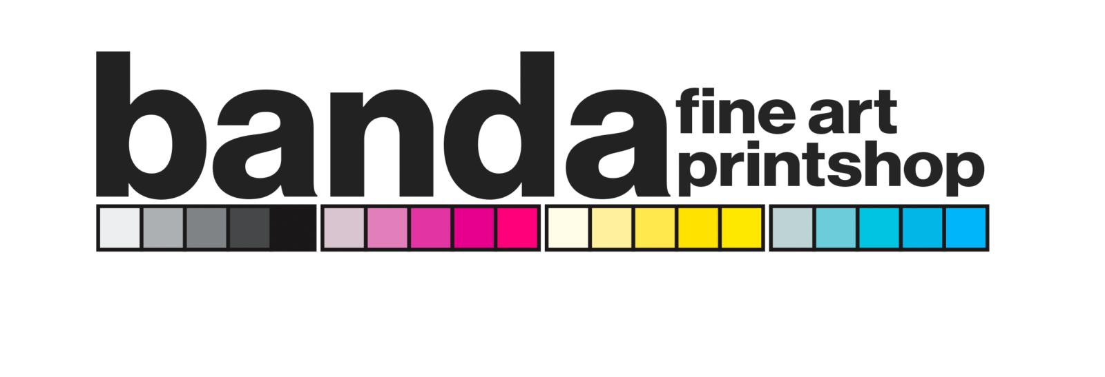 logo banda printshop
